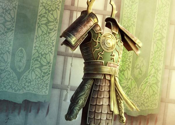 Armes armures - Dessin armure ...